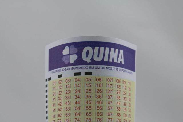 Resultado da Quina 5233 desta segunda-feira, 30/03/2020
