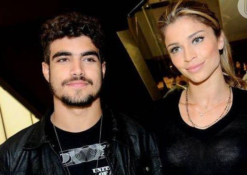Caio Castro e Grazi Massafera surgem juntos em vídeo