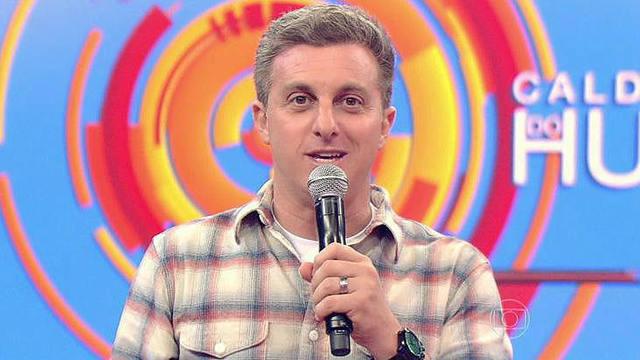 Luciano Huck vai estrear novo quadro no Caldeirão