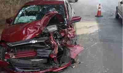 Grave acidente faz duas vítimas em ponte de Piracicaba
