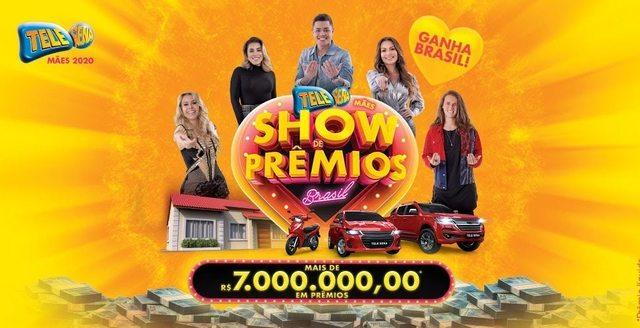 Resultado Prêmio Todo Dia da Tele Sena de Mães desta quarta, 06/05/2020
