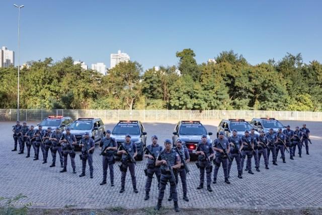 De janeiro a maio de 2020, o 10º BAEP já prendeu 206 pessoas em Piracicaba e região