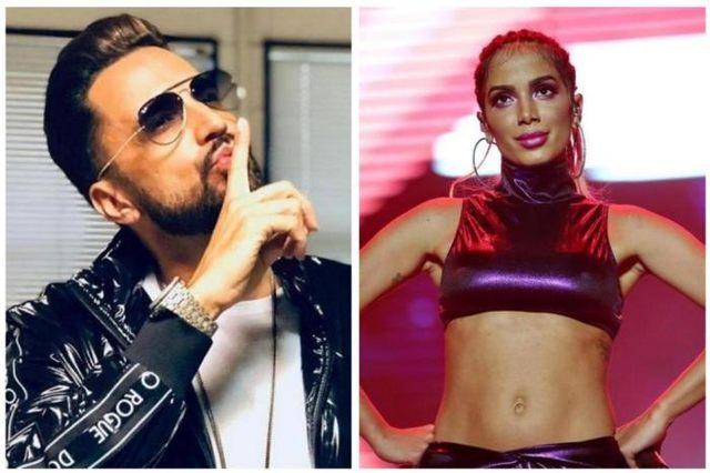 Latino diz ter sido humilhado por Anitta em festa e diz que chegou em casa chorando