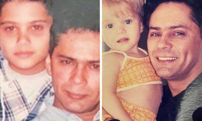 Leandro, dupla com Leonardo, é relembrado por familiares - Reprodução