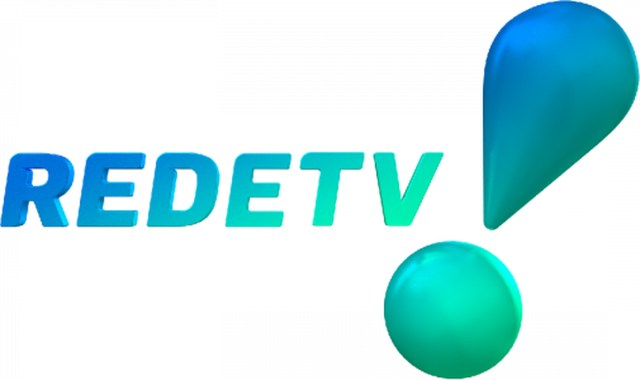 Uma foto do logo da RedeTV!