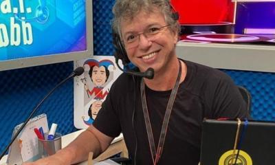 Boninho, diretor na Globo - Reprodução