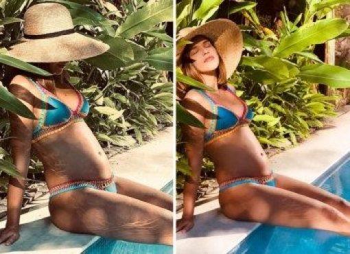 Mariana Rios anuncia que está grávida