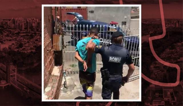 Após chutar a barriga da namorada grávida, homem vai para a cadeia em Piracicaba