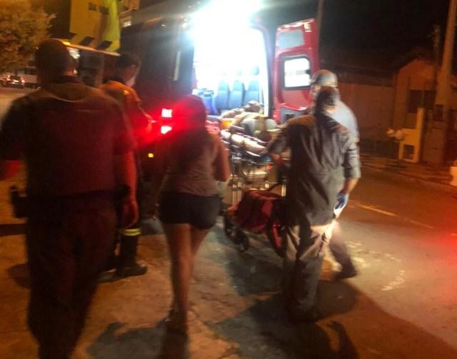 Em Piracicaba (SP), bombeiros são acionados para atender esfaqueamento de idosa