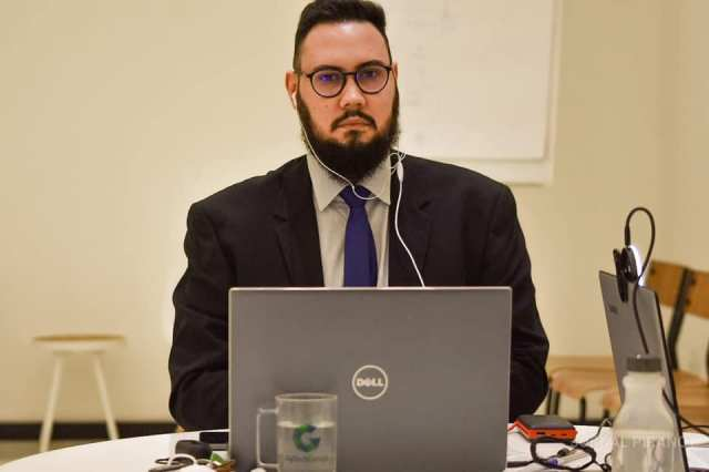 Junior Cardoso, diretor fundador do PIRANOT