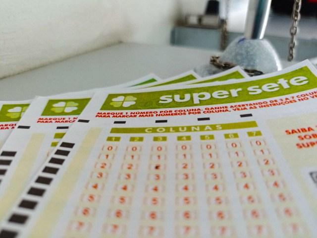 Super Sete Concurso 31 desta quarta-feira (16/12), pode pagar R$ 400 mil