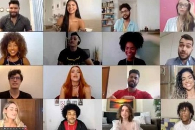 Possíveis participantes do time Pipoca do BBB21