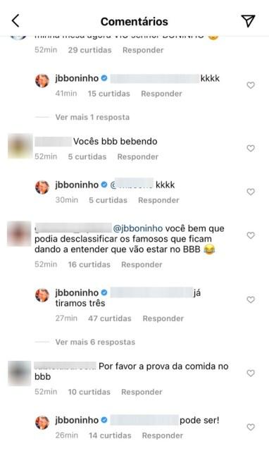Boninho diz que já eliminou famosos do BBB21 antes mesmo da estreia do reality - Reprodução