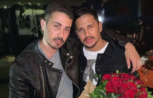 Carlinhos Maia e Lucas Guimarães BBB21