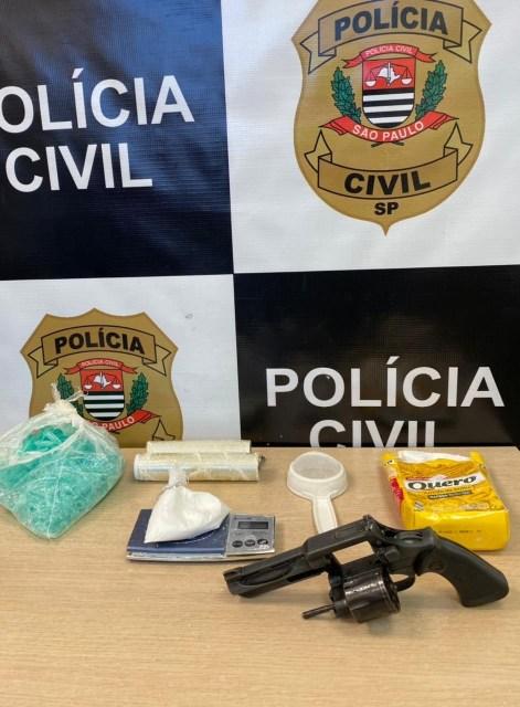 Piracicaba (SP): Adolescente de 17 anos responsável por tráfico é preso com drogas e arma