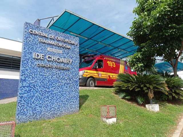 Piracicaba (SP): Funcionário é socorrido às pressas após grave acidente de trabalho