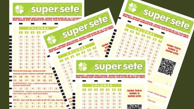 Como ganhar no Super Sete: Dicas para a nova loteria da Caixa