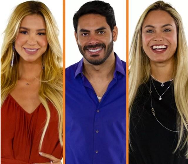Kerline, Rodolffo ou Sarah, vote na Enquete BBB21 para eliminar