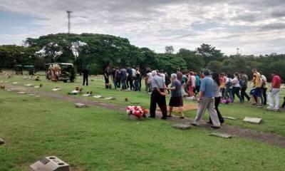 Jovem foi baleado após o irmão, policial civil, reagir ao assalto - Foto: Valter Martins / Piracicaba em Alerta