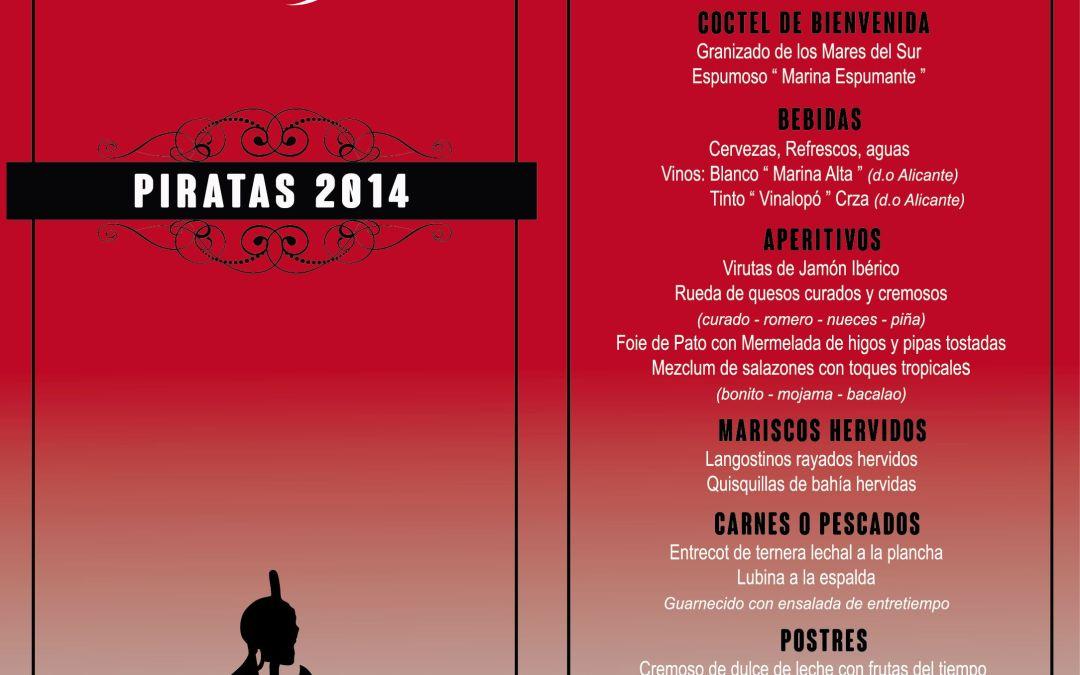 Cena Gala día 4