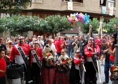 Desfile de Cargos 2015