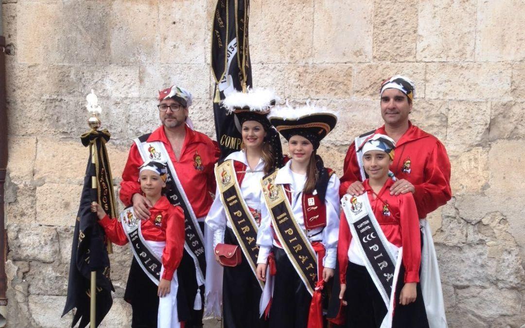 Presentación Cargos Mayores e Infantiles 2016