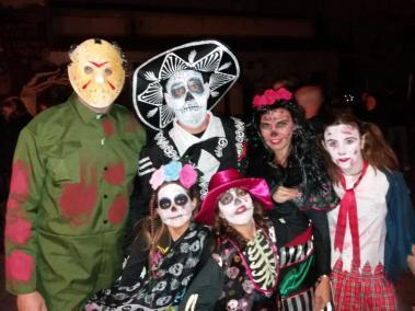 halloweenPirata2018 18 | Piratas Villena