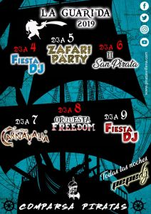 cartel guarida2019 | Piratas Villena