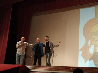monologos JornadasSolidarias2019 Piratas Villena 40 | Piratas Villena
