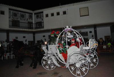 visitaPapaNoelNavidad2019 Piratas Villena 41 | Piratas Villena