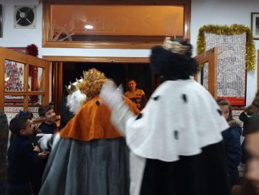 visitaReyesMagos2020 Piratas Villena 09 | Piratas Villena