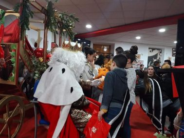 visitaReyesMagos2020 Piratas Villena 46 | Piratas Villena