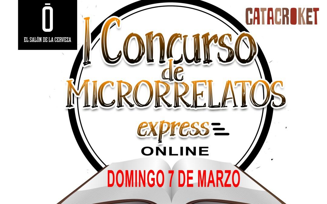 Concurso Microrrelatos Exprés
