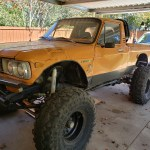 Sold Chevy Luv Rock Crawler Trailer Pirate 4x4