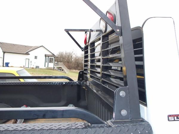 ranch hand headache rack bed rails