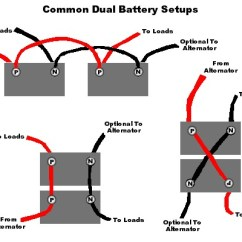 Rv Dual Battery Switch Wiring Diagram Of Physical And Chemical Changes Schematics Winch Question Pirate4x4 Com 4x4 Off Road Forum