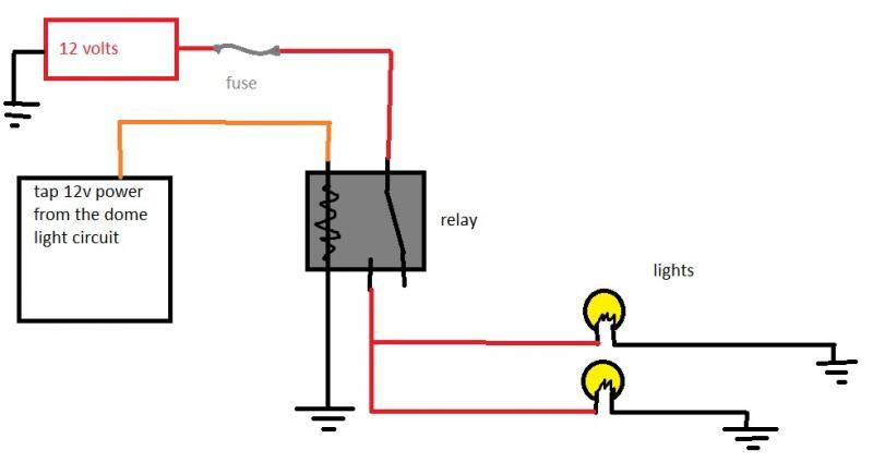 4x4 wire diagram