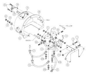Ramsey RE8000 controller box wiring  Pirate4x4Com : 4x4