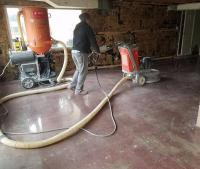 Anyone ever DIY polished concrete floor? - Pirate4x4.Com ...