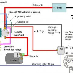 International Scout Ii Wiring Diagram Simple Microscope Cs Alt Upgrade - Page 2 Pirate4x4.com : 4x4 And Off-road Forum