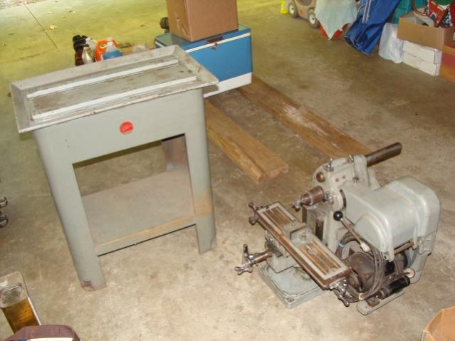 Atlas Horizontal Milling Machine For Sale