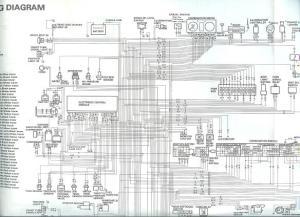 Schematic for 93 samurai gauge cluster  Pirate4x4Com