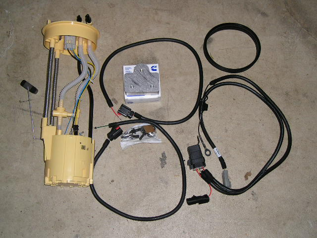 Dodge Ram 2500 Fuel Pump Location Get Free Image About Wiring