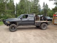 Building a flatbed that doesn't look like a flatbed ...