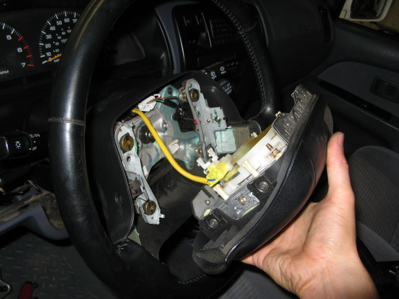 7 way plug truck wiring diagram 9n 12 volt conversion steering wheel spiral cable/clock spring tech - pirate4x4.com : 4x4 and off-road forum