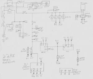 Minimalist Toyota Engine Wiring Diagrams  Pirate4x4Com