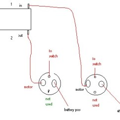 Winch Contactor Wiring Diagram 2 Speed 3 Phase Motor Solenoids And Relays ? - Pirate4x4.com : 4x4 Off-road Forum