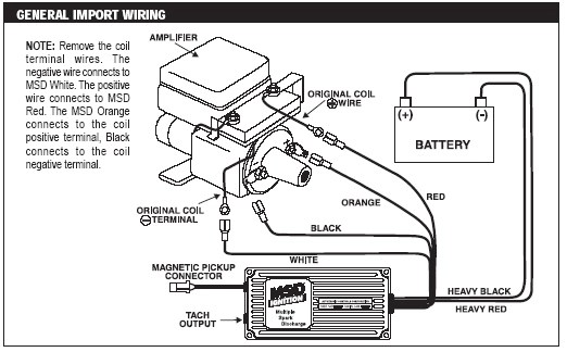 22re igniter wiring diagram how to draw orbital diagrams to: msd 6a installation on a - pirate4x4.com : 4x4 and off-road forum