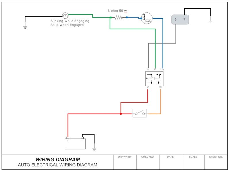 toyota truck wiring diagram
