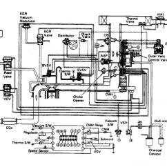 1987 Toyota Pickup Vacuum Line Diagram Three Phase Star Delta Wiring Typical To Wye Four Wire Transformer 22r 22re 22rte Diagrams Pirate4x4 Com 4x4 And Off Road Forum